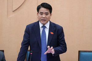 Hơn 2.700 tập thể bị xử lý từ đầu nhiệm kỳ của Chủ tịch Nguyễn Đức Chung