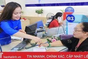 Ngân hàng Hà Tĩnh tiếp sức nền kinh tế