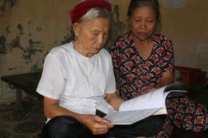 Người phụ nữ tâm huyết gìn giữ ca trù Chanh Thôn