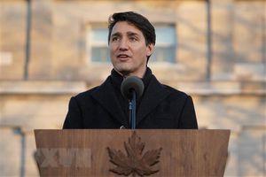 2019 - Một năm khó khăn của Thủ tướng Canada Justin Trudeau