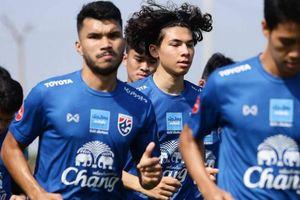 U23 Thái Lan có động thái cực lạ trước giải châu Á