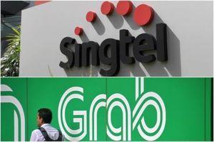 Grab 'bắt tay' Singtel cung cấp dịch vụ ngân hàng số tại Singapore