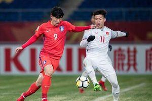 Sao U23 Hàn Quốc: 'Chúng tôi không việc gì phải tránh U23 Việt Nam'