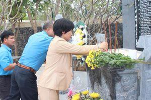 Thành lập Ban quản lý Khu tưởng niệm chiến sĩ Gạc Ma