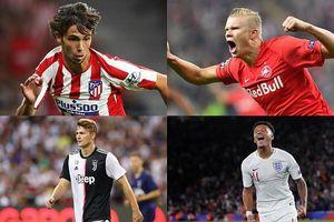 Những ngôi sao bóng đá trẻ 'bước ra ánh sáng' trong năm 2019