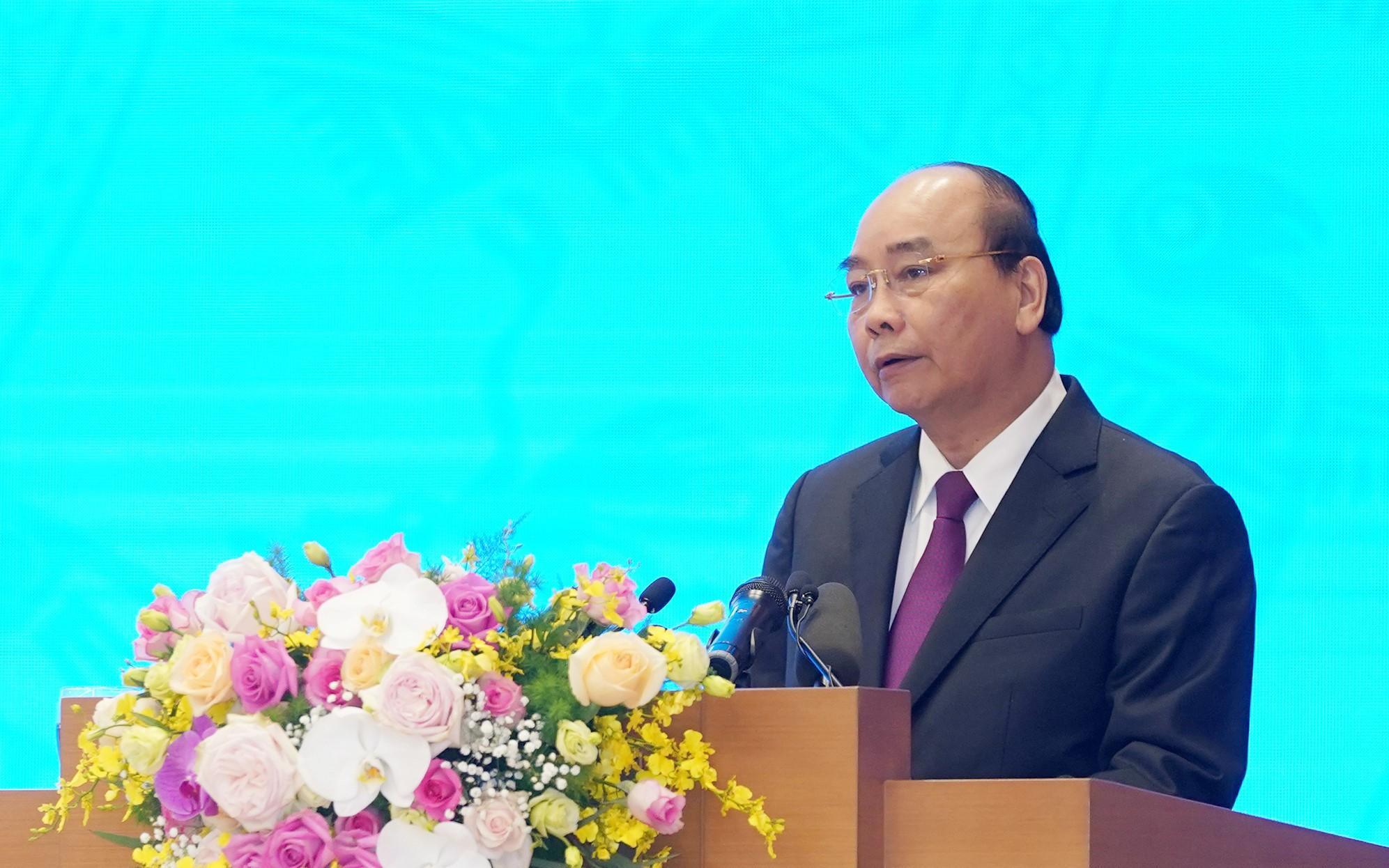 Thủ tướng: Dân tộc ta là con cháu Lạc Hồng, để vươn cao cần những trụ cánh gì?