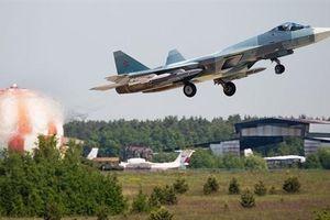 Báo Anh tố Nga gây hấn khi thửa vũ khí cho Su-57