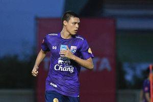 Cầu thủ Thái Lan từng đánh nguội Đình Trọng được AFC ngợi khen