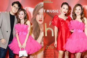 Sam, Harry Lu, Quốc Trường cùng loạt sao Việt đến chúc mừng Midu ra mắt MV đầu tay