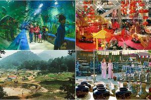 Nghỉ Tết Dương lịch 1 ngày, lên đường đến ngay 5 địa điểm du lịch quanh Hà Nội