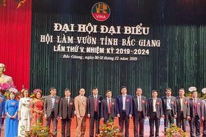 Hội Làm vườn tỉnh Bắc Giang tổ chức thành công Đại hội khóa V