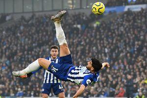 Tiền đạo Iran tỏa sáng khiến Chelsea chia điểm trước Brighton