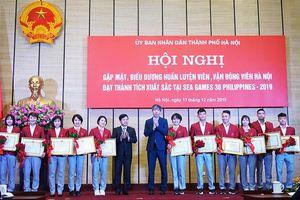 Thể thao Việt Nam sau SEA Games 30: Hướng tới mục tiêu xa hơn