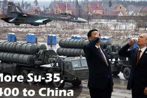 Biết bị sao chép, Nga vẫn bán vũ khí cho Trung Quốc