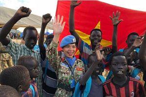 Việt Nam được chào đón tại Nam Sudan