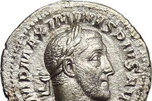Kỳ lạ gã chăn cừu trở thành hoàng đế La Mã huyền thoại