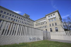 Tương lai đầy thách thức của WTO