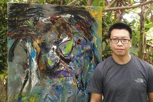 Họa sĩ Nguyễn Hiển: Sự lạ lùng giữa hai thái cực của những tác phẩm
