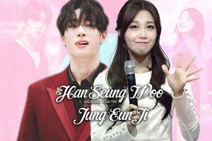 Không cần Dispatch khui, Han Seung Woo (X1) - Jung Eun Ji (Apink) lộ ảnh hẹn hò ngày đầu năm 2020 và đây là động thái của công ty