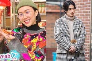 Đầu năm mới Diệu Nhi rón rén comment thương thầm nhớ trộn 'chồng' Lee Dong Wook mà vẫn bị Fan bắt tại trận.