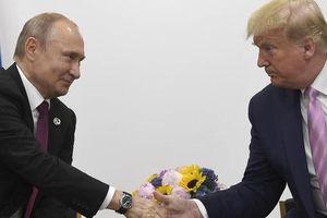 Tín hiệu từ Tổng thống Trump về hiệp ước hạt nhân với Nga dấy lên loạt phản ứng 'gắt'