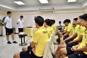 Nishino chọn ba át bài cho 'dàn hỏa lực' thi đấu giải châu Á