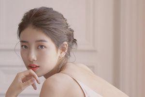 Suzy lọt vào danh sách mỹ nhân Hàn được fan quốc tế yêu thích nhất