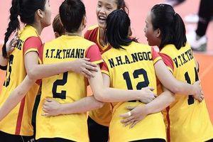 Giải Vô địch bóng chuyền quốc gia 2019: Bình Điền Long An và Sanest Khánh Hòa mơ chung kết