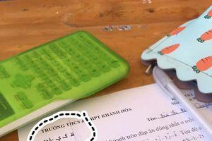 Thầy cô 'bá đạo' đặt mã đề bằng chữ Ấn Độ khiến học sinh ngậm ngùi 'câm nín'