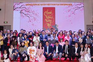 Tưng bừng lễ đón Năm mới 2020 của cộng đồng người Việt tại Thượng Hải