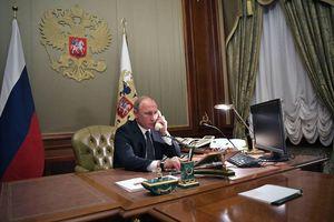 Tổng thống Nga, Ukraine nhất trí về cuộc trao đổi tù nhân mới