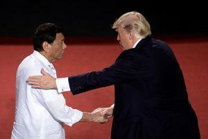 Philippines - Mỹ 'làm ấm' quan hệ để kiềm chế Trung Quốc ở Biển Đông