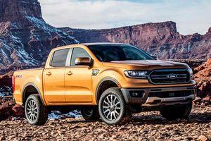 Bảng giá xe Ford tháng 1/2020: Ưu đãi 75 triệu đồng