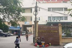 Thông tin mới vụ tuồn thuốc của Bệnh viện Nhi Nam Định ra ngoài bán