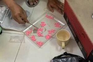 Bắt giữ người phụ nữ cùng tình trẻ lập đường dây buôn ma túy 'khủng' ở Sài Gòn