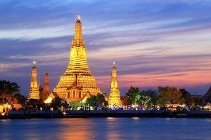 Những ngôi chùa nhất định bạn phải ghé thăm khi tới Bangkok, Thái Lan