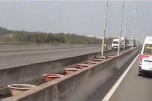 Hơn 5.000 xe máy 'đi nhầm' vào cao tốc TP.HCM - Long Thành - Dầu Giây năm 2019