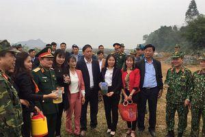 Xây dựng tường rào sân bay Miếu Môn: Khi quân với dân đồng thuận