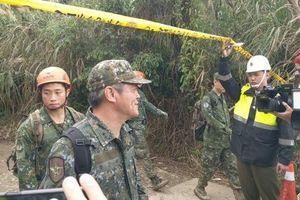 Vụ tướng Đài Loan tử nạn: Rà hộp đen tìm 'cuộc gọi bất thường'
