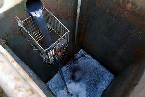 NM xử lý nước thải KCN Đồng An lén lút chôn cống ngầm: Ô nhiễm...xử thế nào?
