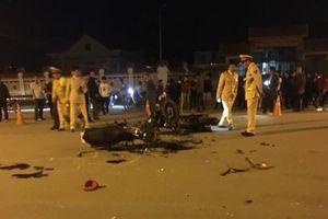 Vĩnh Phúc: 2 xe máy va chạm, 3 người tử vong tại chỗ