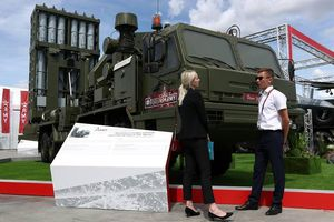 Thông tin bất ngờ về tên lửa cực mạnh S-300 của Nga