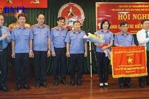 VKSND TP HCM triển khai công tác và đón nhận Cờ thi đua của Chính phủ
