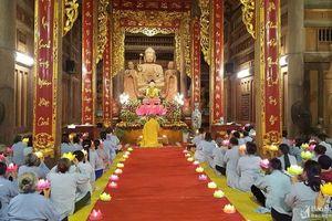 Nhiều chùa trong tỉnh long trọng tổ chức Đại lễ Phật Thành Đạo