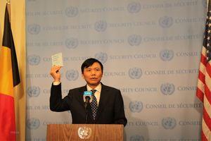 Việt Nam đảm nhiệm vị trí Ủy viên không thường trực HĐBA LHQ