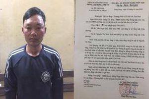 Người đàn ông 6 tiền án dùng dao khống chế cưỡng bức cháu bé 9 tuổi