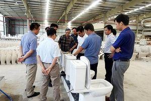 Doanh nghiệp sứ vệ sinh trong nước 'kêu cứu' vì bị cạnh tranh không lành mạnh