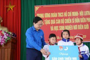 Nhiều hoạt động ý nghĩa trong ngày ra quân chương trình 'Tình nguyện mùa Đông - Xuân Tình nguyện 2020'