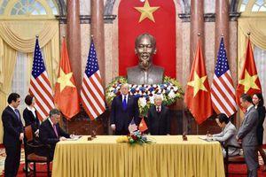 Quan hệ thương mại VN - Hoa Kỳ tăng trưởng 133 lần sau 25 năm