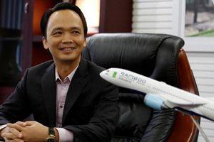 Bamboo Airways của ông Trịnh Văn Quyết nhận chứng nhận quan trọng về an toàn